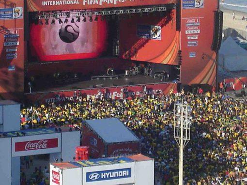 INTERNATIONAL FIFA FAN FEST RIO DE JANEIRO 2010